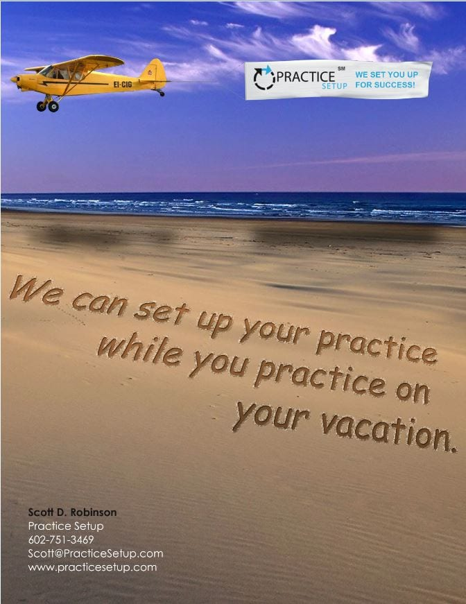 We Set Up Your Practice - Practice Setup LLC